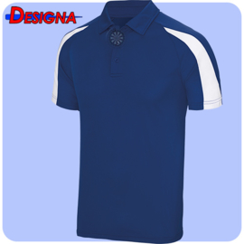 Designa Just Cool Royal Blauw/Wit