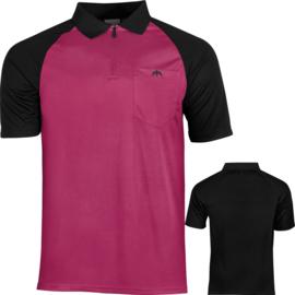 Exos shirt roze/zwart