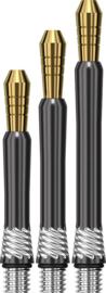 Target Heli Titanium Shafts Black