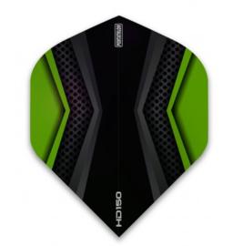 Pentathlon 150 zwart/groen