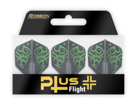 Robson Plus Flight Std. Tribe Green