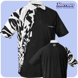 Harrows Rapide Dart Shirt Wit