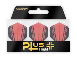 Robson Plus Flight Std. V Red