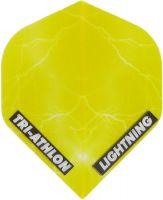 Triathlon Lightning Std. Clear  Yellow