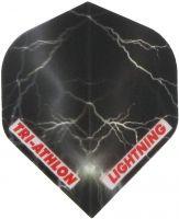 Triathlon Lightning Std. Clear Black