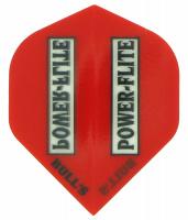 Powerflite Doorzichtig Rood