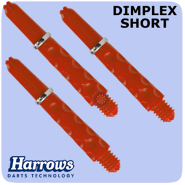 Dimplex Rood Short