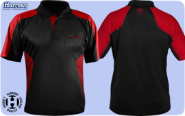Maat Harrows Vivid Dart Shirt Rood
