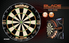 Winmau champions choice dual core