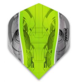 Pentathlon Silver Edge groen