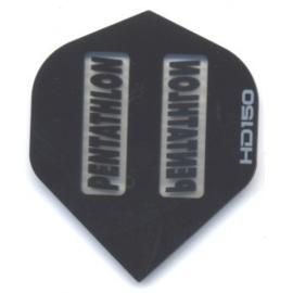 Pentathlon 150 zwart