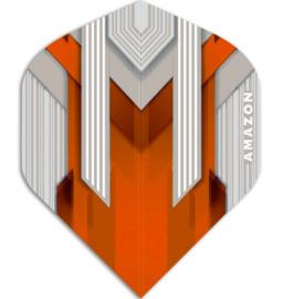 Amazon zilver oranje