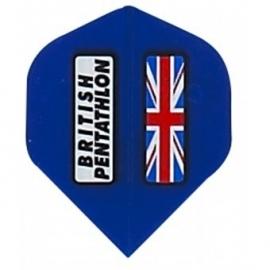 british blauw
