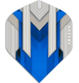 Amazon zilver lichtblauw