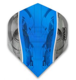 Pentathlon Silver Edge  blauw