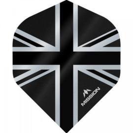 Union Jack Zwart No2