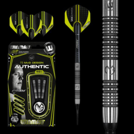 Winmau Michael van Gerwen Authentic 85% Dartpijlen soft 20 gram
