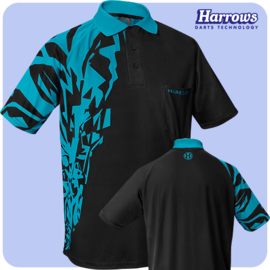 Harrows Rapide Dart Shirt Blauw