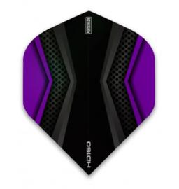 Pentathlon 150 zwart/paars