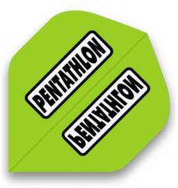Pentathlon Lime/Doorzichtig