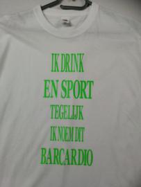 Ik drink en sport