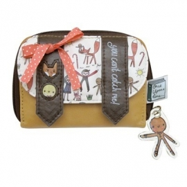 Gingerbread Man wallet