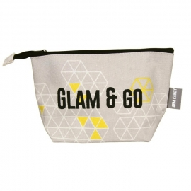Arm candy 'Glam and go' make-up tasje