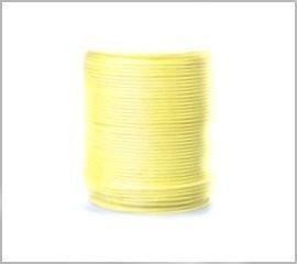 waxkoord geel