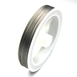 metaaldraad zilverkleurig