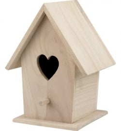 vogelhuis hart