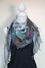sjaaltje van Sarlini, grijsblauw