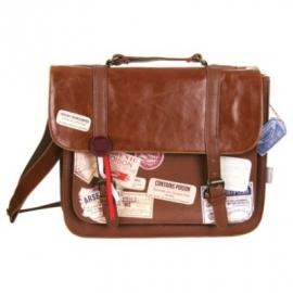 Apothecary satchel