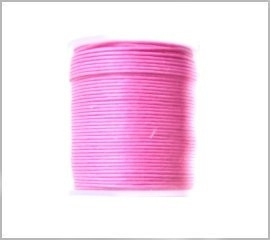 waxkoord roze