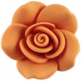 roosje fimo, oranje