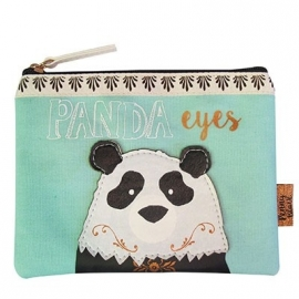 Penny black panda make up bag