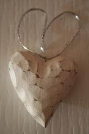 hangertje hart hout, van Imbarro