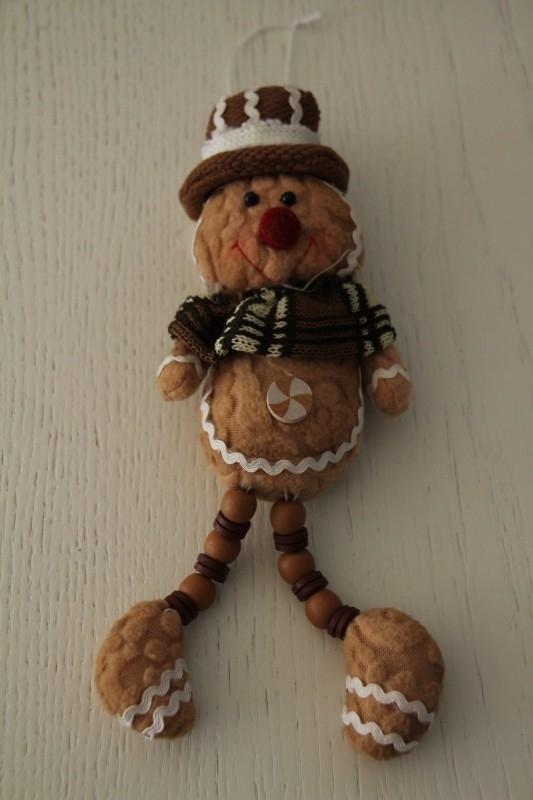 gingerbread popje schoorsteenvegertje