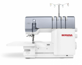 BERNINA L850 + Gratis overlock trolley t.w.v. 299