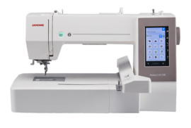 JANOME MC 550E + Artistic Digitizer Junior t.w.v. 449 euro