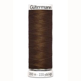 Gutermann 767 Midden bruin | Naaigaren 200m