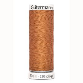 Gutermann 612 Licht bruin | Naaigaren 200m