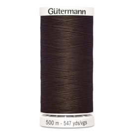 Gutermann 694 Bruin | Naaigaren 500m