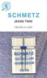 Tweelingnaald Jeans 4.0 / 100