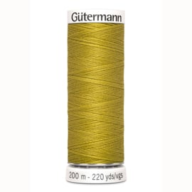 Gutermann 286 Geel groen | Naaigaren 200m