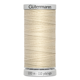 Gutermann 169 Donker Ecru | Super sterk naaigaren 100m