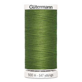 Gutermann 283 Licht legergroen | Naaigaren 500m