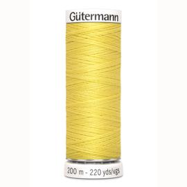 Gutermann 580 Groen geel | Naaigaren 200m