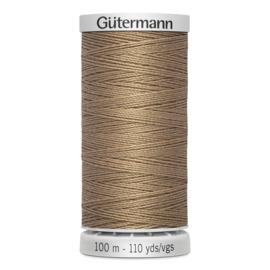 Gutermann 139 Donker beige | Super sterk naaigaren 100m