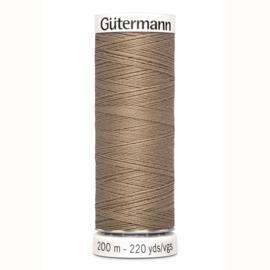 Gutermann 868 Beige | Naaigaren 200m