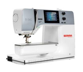 BERNINA 540 (aktie nu 50% korting op borduurmodule)